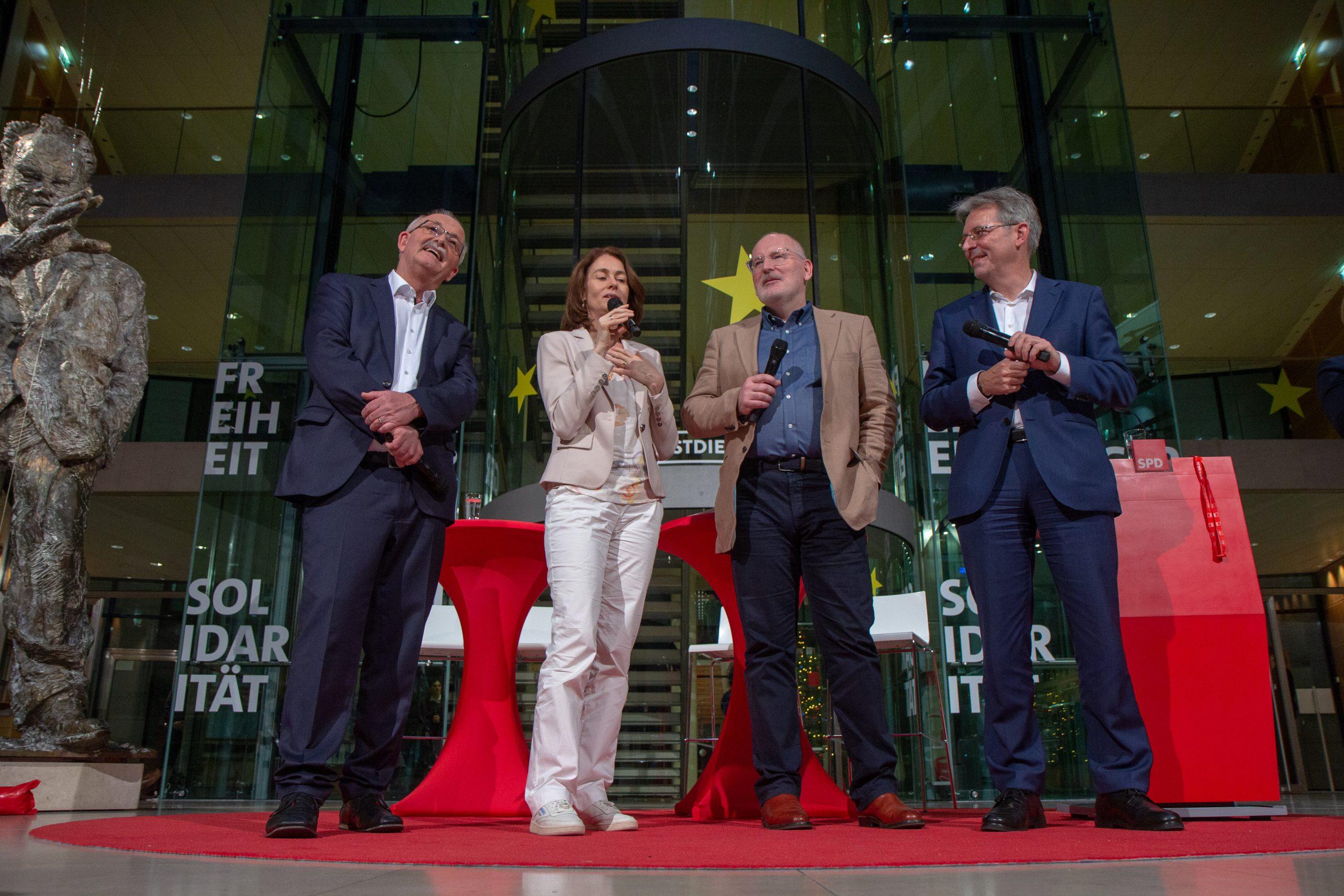Die SPD im Niedergang?